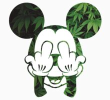 Mickey On Cloud 9 by anonymous11