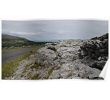 The Burren County Clare Ireland Poster