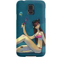 jellyfish Samsung Galaxy Case/Skin