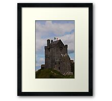 Dunguaire Castle - Kinvara County Galway Ireland Framed Print