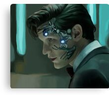 doctor, who? Canvas Print