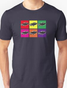 Warhol Mustangs T-Shirt