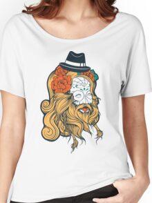 Cool Beard Women's Relaxed Fit T-Shirt