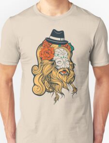 Cool Beard Unisex T-Shirt