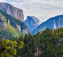Yosemite Park by worldandwind