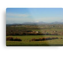 The Bluestacks From Fearn Hill Metal Print
