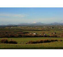 The Bluestacks From Fearn Hill Photographic Print