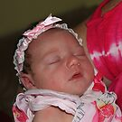 The Little Inch Worm has arrived. Rubie Rose. by Vicki Childs