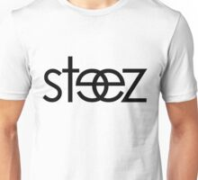 Steez - Black Unisex T-Shirt