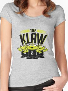 The Klaw Story Women's Fitted Scoop T-Shirt