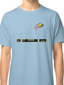 Flappy Bird Hunt Classic T-Shirt