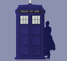 Timey Wimey Tardis by Robert A. Paauwe