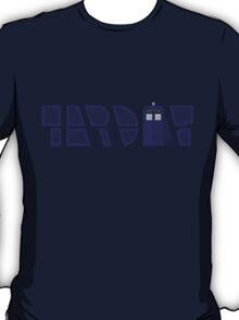 Timey Wimey Tardis T-Shirt