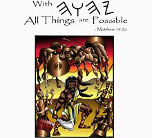 Sampson (With YHWH all things are Possible) Unisex T-Shirt