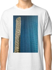 Reflected Building Classic T-Shirt