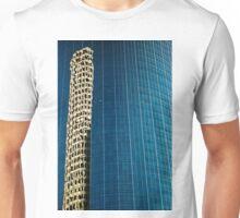 Reflected Building Unisex T-Shirt