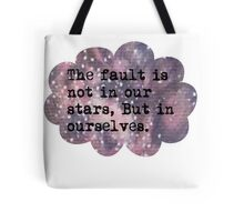The Fault Cloud Tote Bag