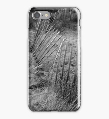 Old Rustic Fence iPhone Case/Skin