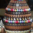 Giant chocolate egg by Arie Koene