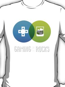 Gaming on the Rocks T-Shirt