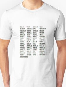 Technologic (Version 2) T-Shirt