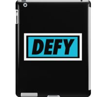 DEFY - Inverted iPad Case/Skin