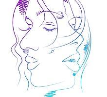 Girls Portrait -1 by chetan adlak