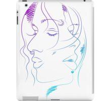 Girls Portrait -1 iPad Case/Skin