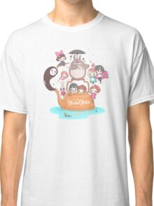 love it ghibli studio Classic T-Shirt
