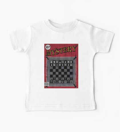 Da Mystery of Chessboxin' Baby Tee