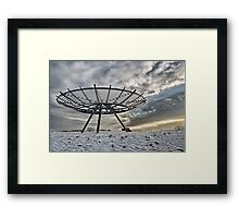 The Halo Framed Print