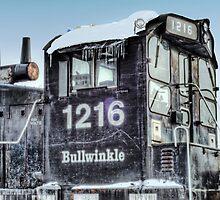 Bullwinkle by KathleenRinker