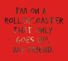 Life's A Rollercoaster Kids Clothes