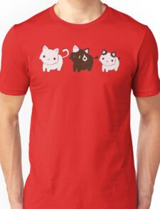 Kitty Trio Unisex T-Shirt