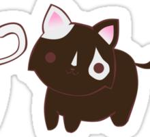 Kitty Trio Sticker
