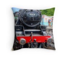 Grosmont - North Yorkshire Throw Pillow