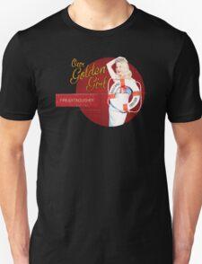 Our Golden Girl - Nose Art T-Shirt