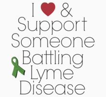 Love & Support T-Shirt by Twisted-Lyme