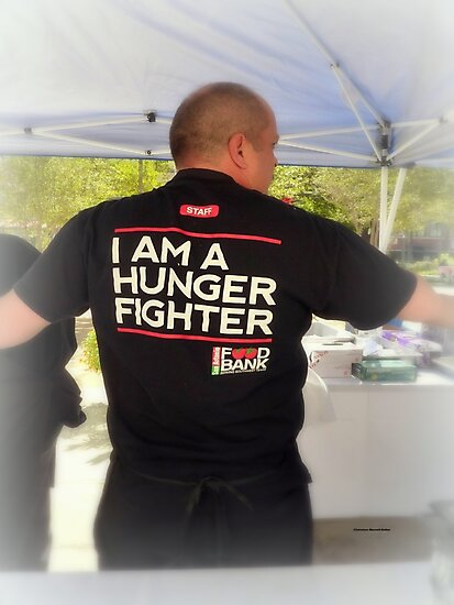 Hunger Fighter by Charmiene Maxwell-Batten