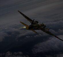 Gunner's call  by Gary Eason + Flight Artworks