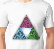 Triforce Compilation Unisex T-Shirt