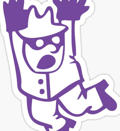 Bandit Sticker