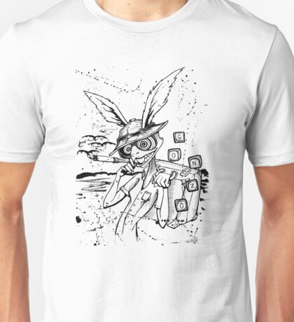 Down The Rabbit Hole Unisex T-Shirt