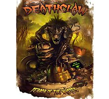 Deathclaw Photographic Print