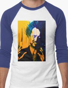 Giorgio Tsoukalos Men's Baseball ¾ T-Shirt