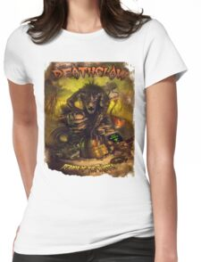 Deathclaw Womens Fitted T-Shirt