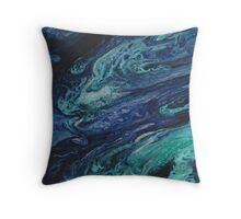 Abstract 337B Throw Pillow