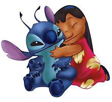 Cute Lilo and Stitch by LikeYou