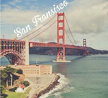 San Francisco by brileybieber