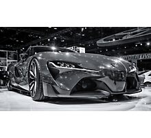 Toyota FT-1 Concept Photographic Print